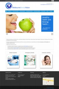Melbourne Dental Vision