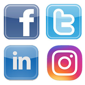 social networkign icons